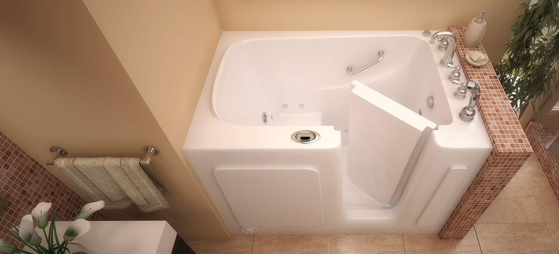 Erie Step In Tubs Erie Walk In Showers Erie Safety